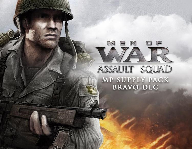 Men of War: Assault Squad - MP Supply Pack Bravo DLC (PC) фото