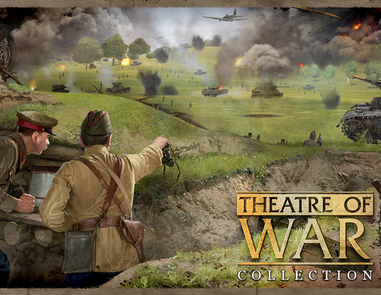 Theatre of War: Collection (PC) фото