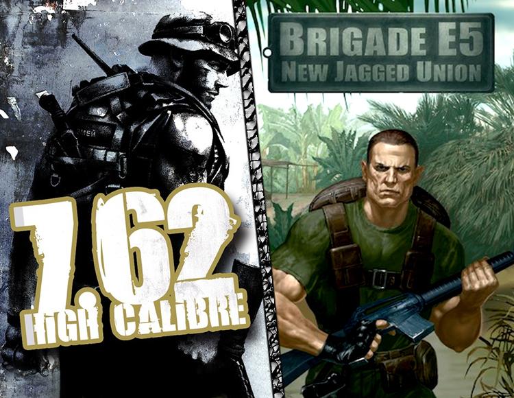 7.62 High Calibre / Brigade E5 pack (PC) фото
