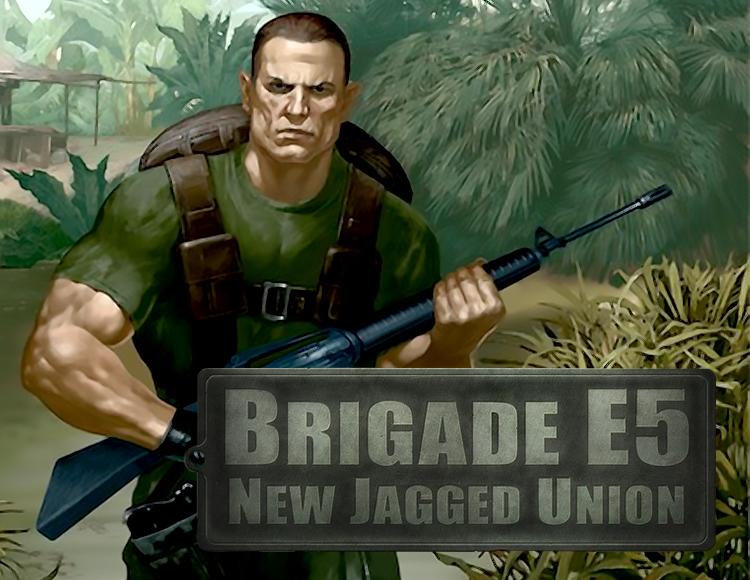 Brigade E5: New Jagged Union (PC) фото