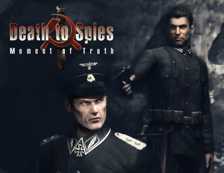 Death to Spies: Moment of Truth (PC) фото