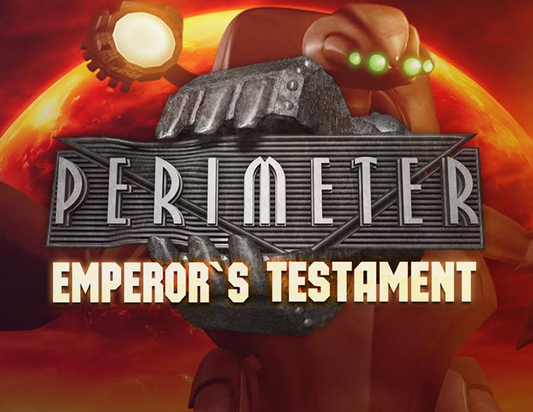 Perimeter: Emperor's Testament (PC) фото