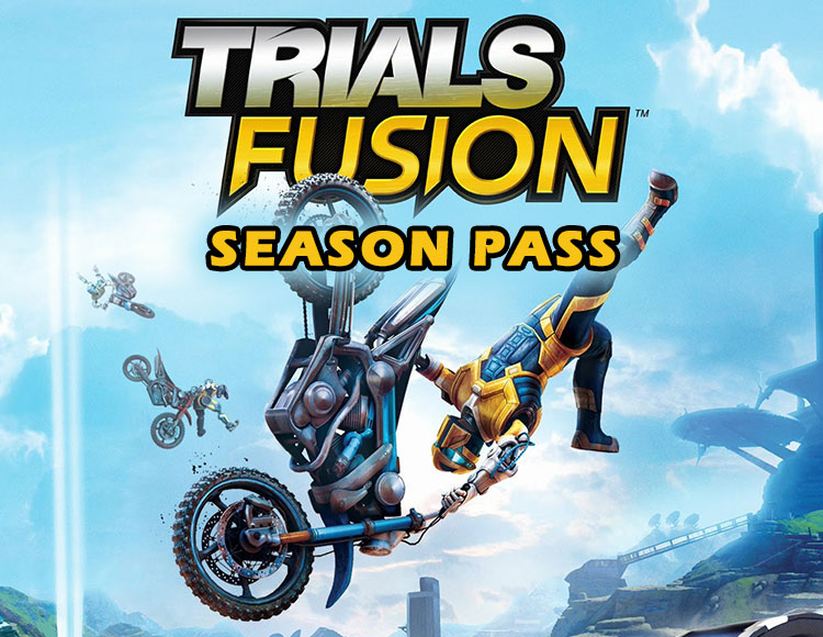 Trials Fusion Season Pass (PC) фото