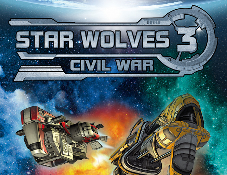 Star Wolves 3: Civil War (PC) фото