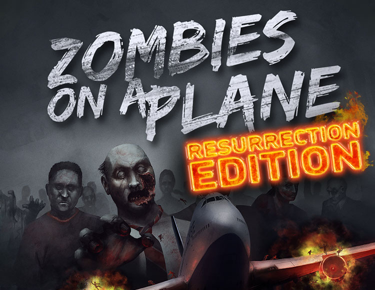 Zombies on a Plane Deluxe Edition (PC) фото