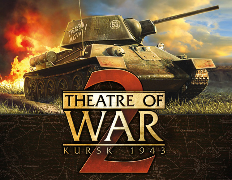 Theatre of War 2: Kursk 1943 (PC) фото