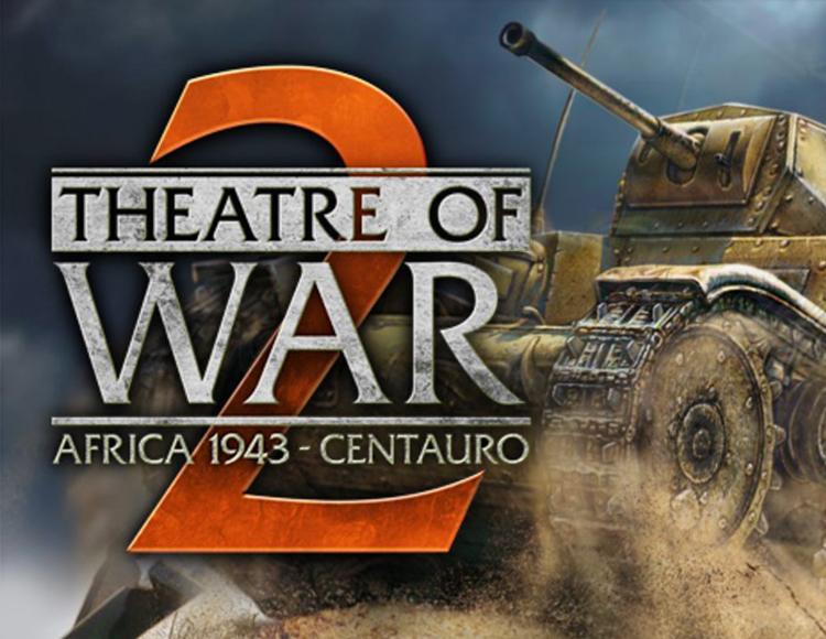 Theatre of War 2: Centauro (PC) 1C Company