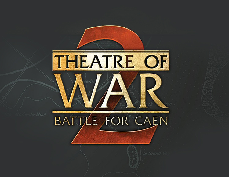 Theatre of War 2: Battle for Caen (PC) фото