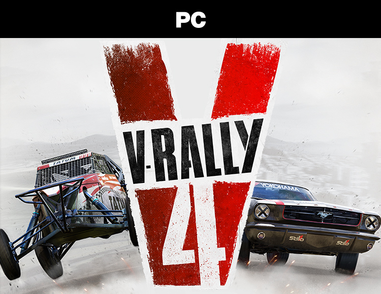 V-Rally 4 (PC Box) (PC) фото