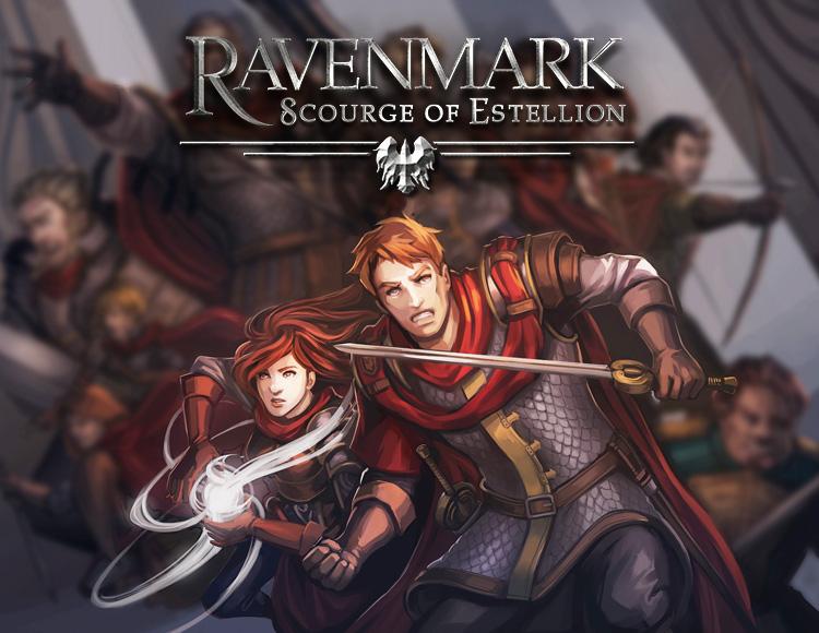 Ravenmark: Scourge of Estellion (PC) Slitherine