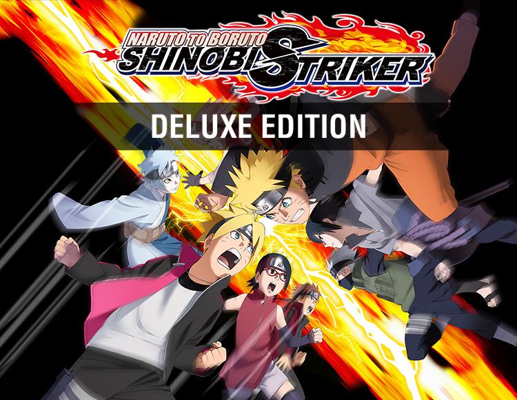 Naruto to Boruto Shinobi Striker Deluxe Edition (PC) фото