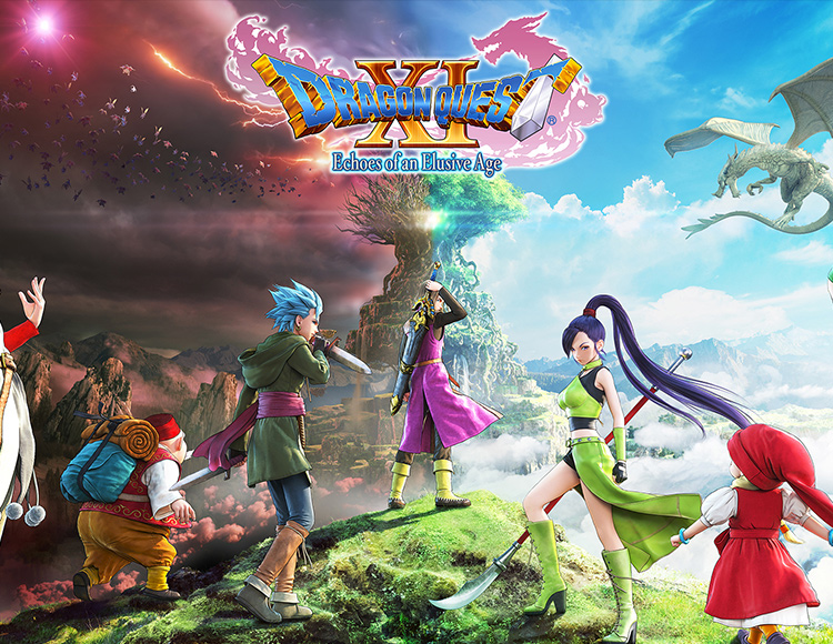 DRAGON QUEST XI: Echoes of an Elusive Age (PC) фото
