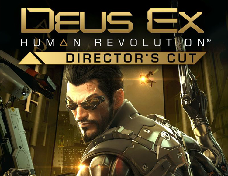 Deus Ex: Human Revolution - Director`s Cut (PC) фото
