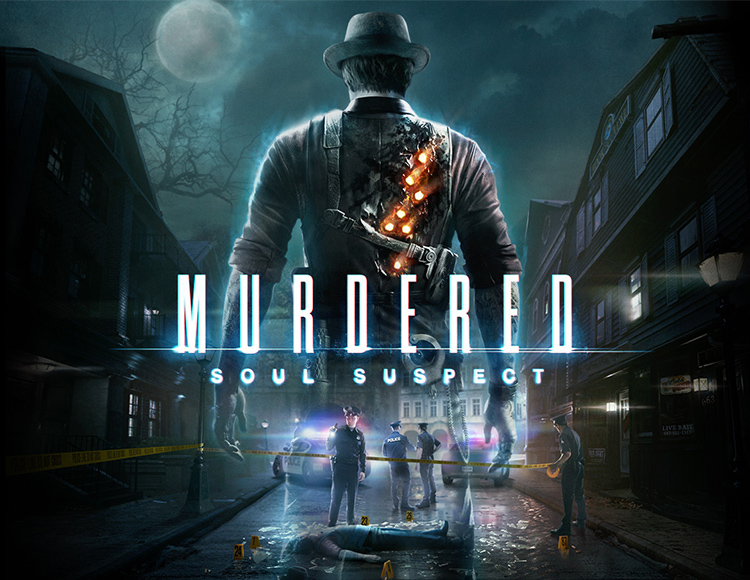 Murdered: Soul Suspect (PC) фото