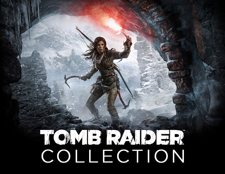 Tomb Raider Collection (PC) фото