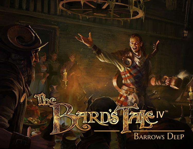 The Bard's Tale IV: Barrows Deep (PC) фото