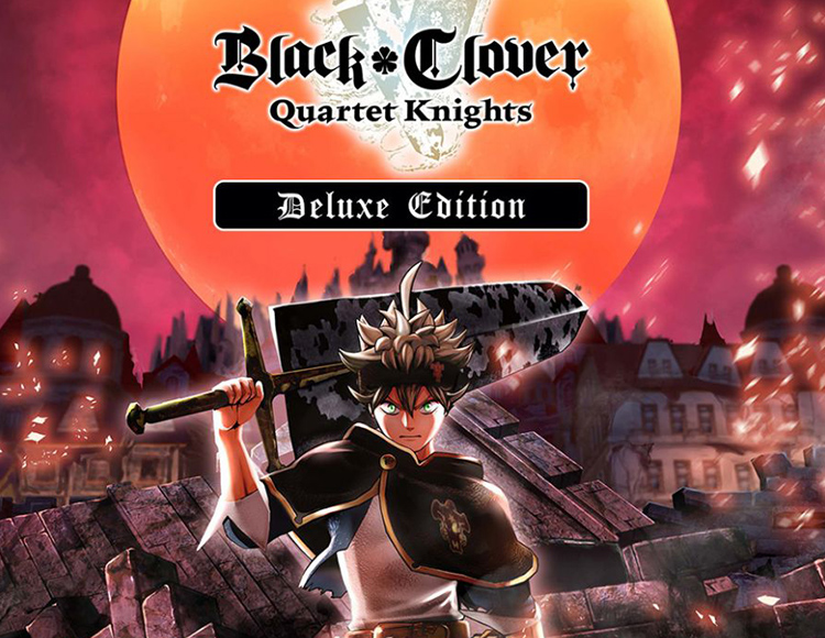 Black Clover: Quartet Knights Deluxe Edition (PC) фото