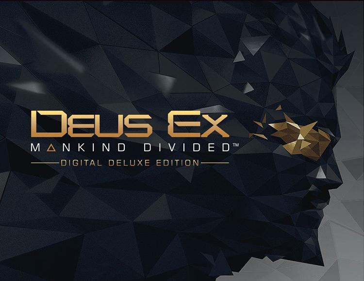 Deus Ex Mankind Divided Deluxe (PC) фото