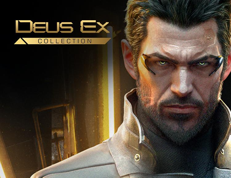 Deus Ex Collection (PC) фото
