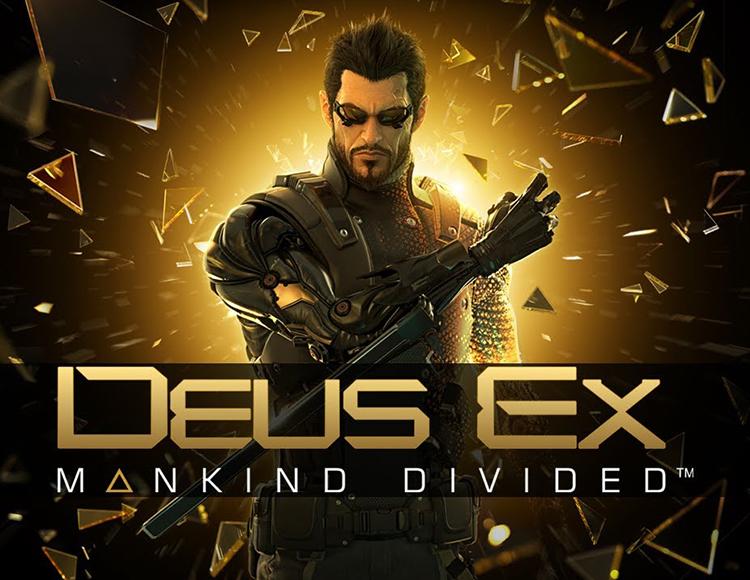 Deus Ex Mankind Divided (PC) фото