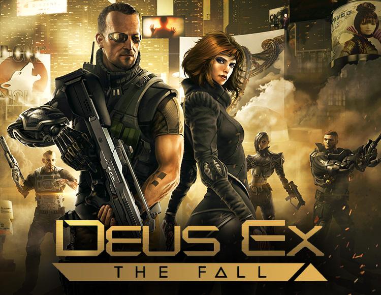 Deus Ex: The Fall (PC) фото