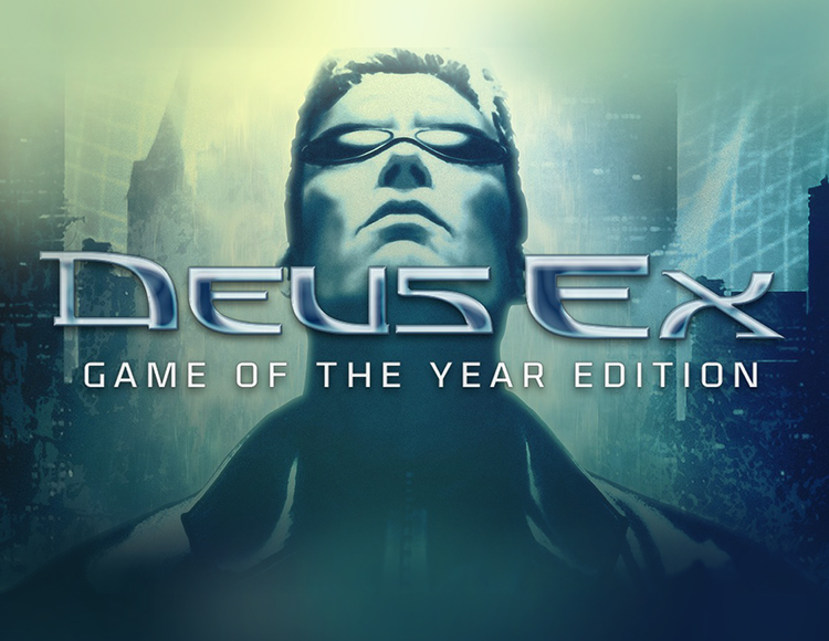Deus Ex: Game of the Year Edition (PC) фото