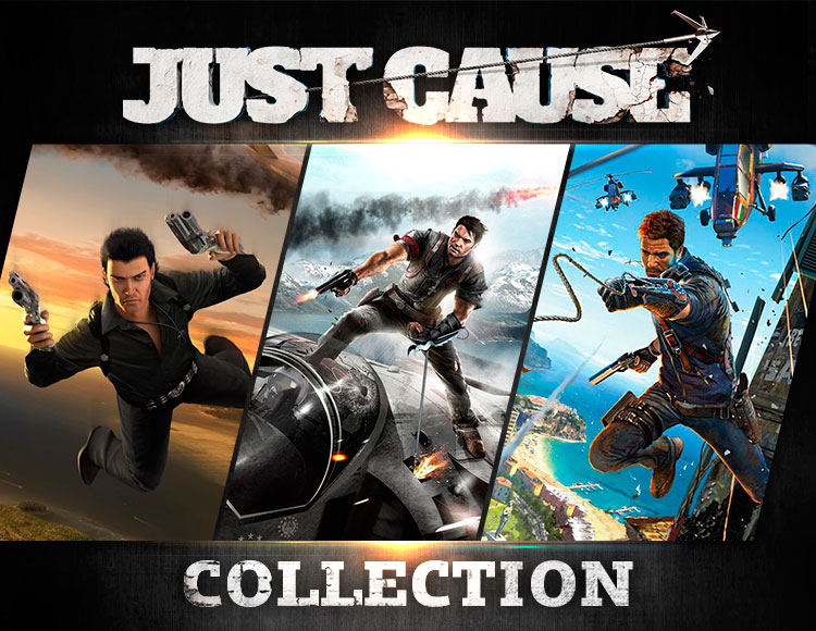 Just Cause Collection (PC) фото