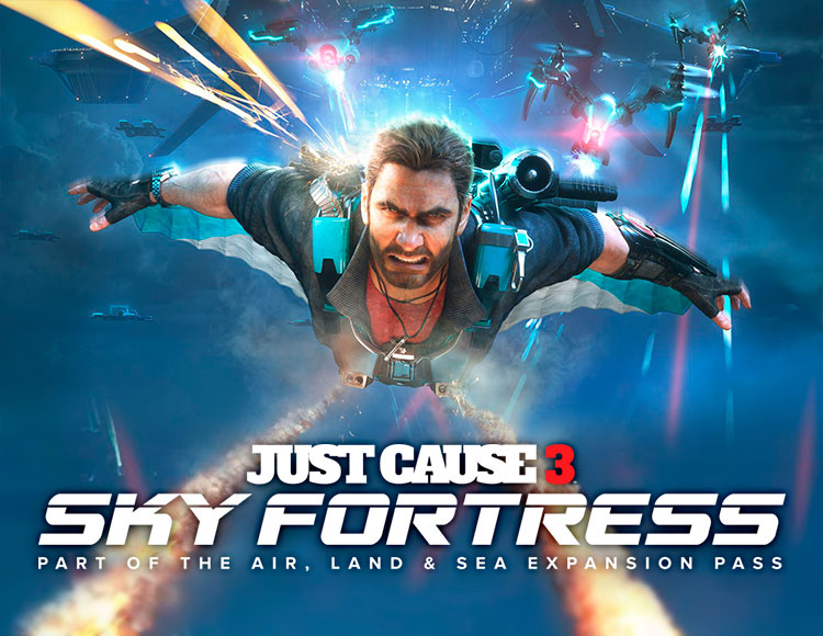 Just Cause 3 DLC: Sky Fortress Pack (PC) фото