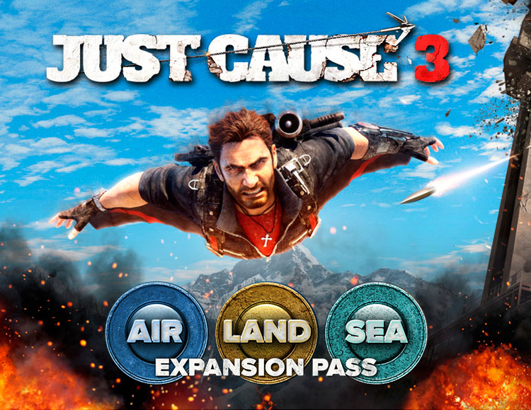 Just Cause 3 DLC: Air, Land & Sea Expansion Pass (PC) фото