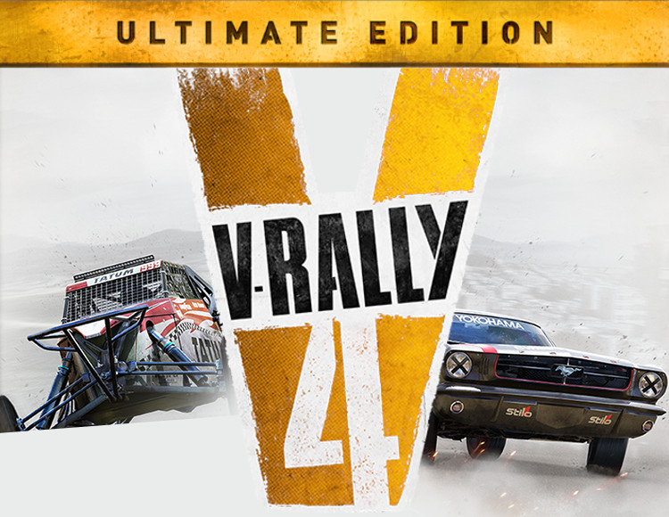 V-Rally 4 - Ultimate Еdition (PC) фото