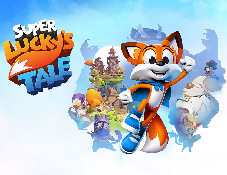 Super Lucky's Tale (PC) фото