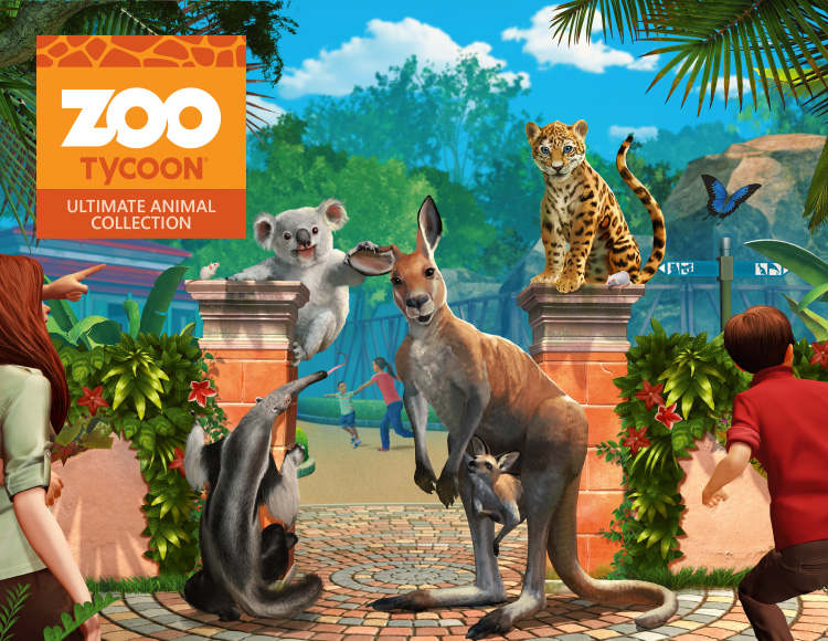 Zoo Tycoon: Ultimate Animal Collection (PC) фото
