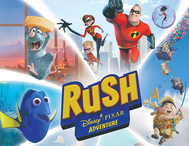 RUSH: A Disney • PIXAR Adventure (PC) фото