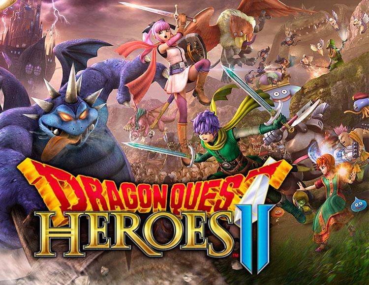 Dragon Quest Heroes II Explorer's Edition (PC) фото