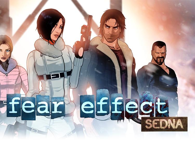 Fear Effect Sedna (PC) фото