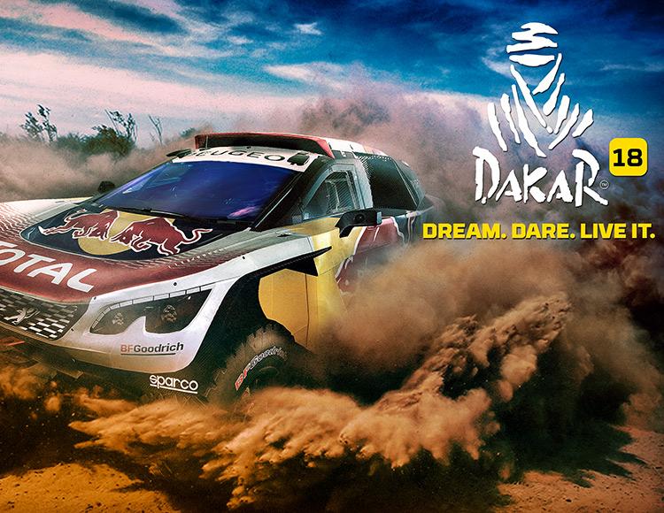 DAKAR 18 (PC) фото