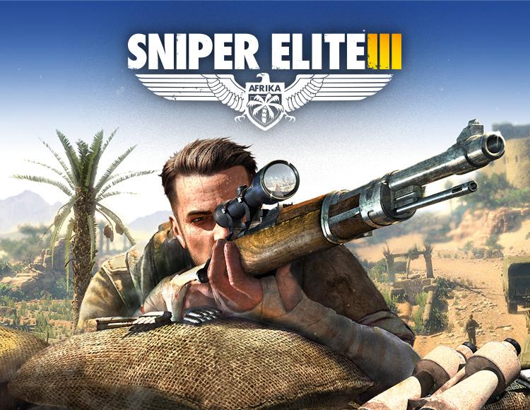 Sniper Elite 3 (PC) фото