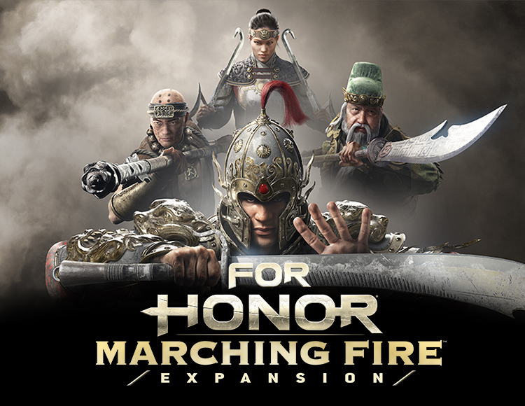 For Honor: Marching Fire Expansion (PC) фото
