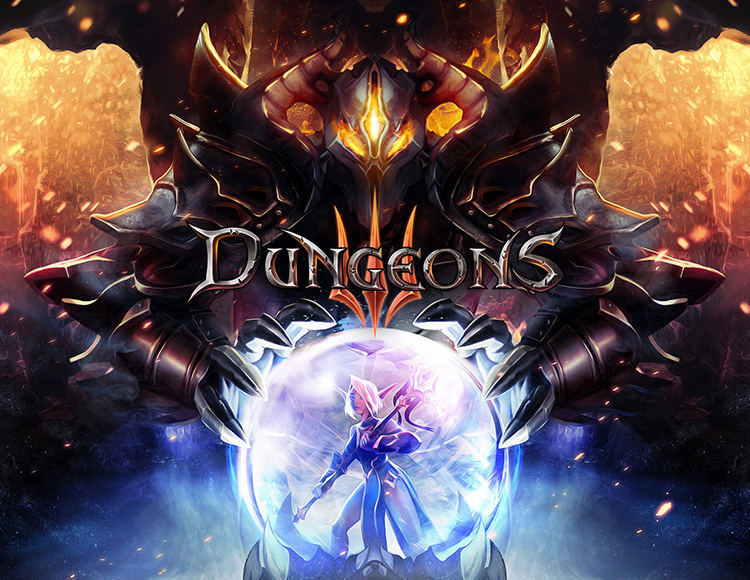 Dungeons 3 (PC) фото