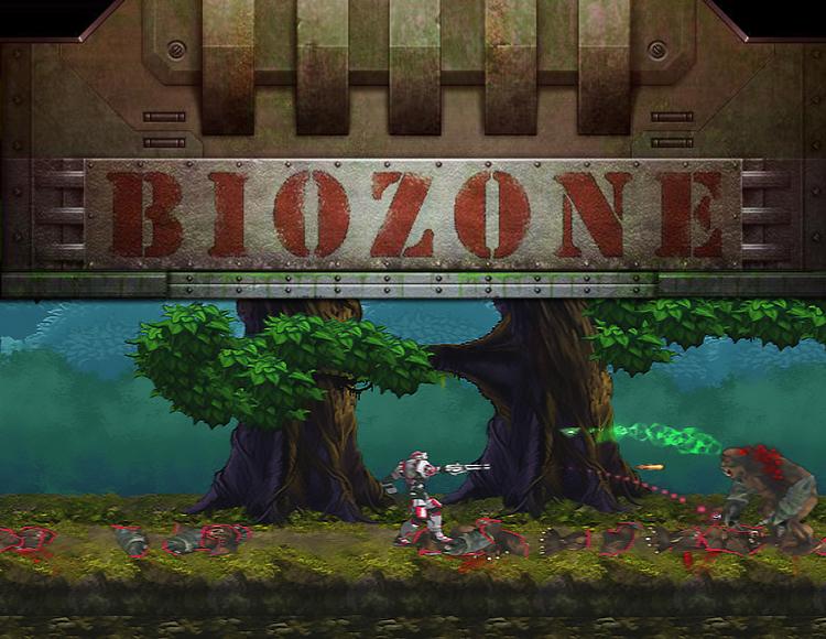 Biozone (PC) фото