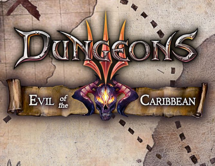 Dungeons 3: DLC-02 Evil Of The Caribbean (PC) фото