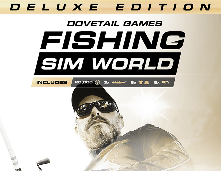 Fishing Sim World Deluxe Edition (PC) фото