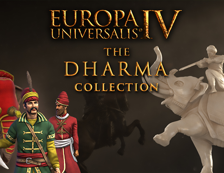 Europa Universalis IV: Dharma Collection (PC) фото