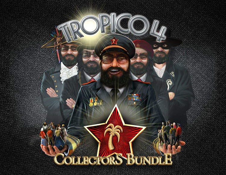 Tropico 4 Collector's Bundle (PC) фото