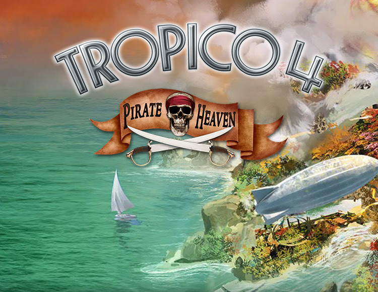 Tropico 4: Pirate Heaven (PC) фото