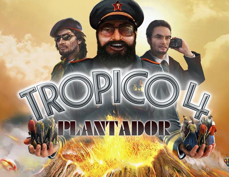 Tropico 4: Plantador (PC) фото