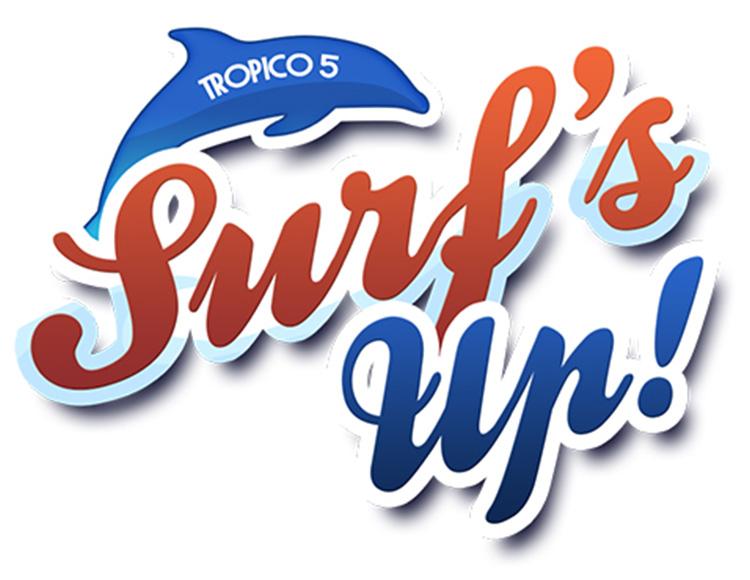 Tropico 5 - Surfs Up! (PC) фото