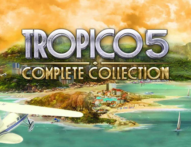 Tropico 5 - Complete Collection (PC) фото