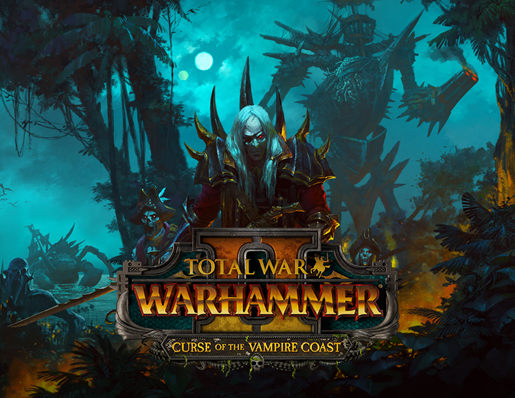 Total War: WARHAMMER II - Curse of the Vampire Coast (PC) фото