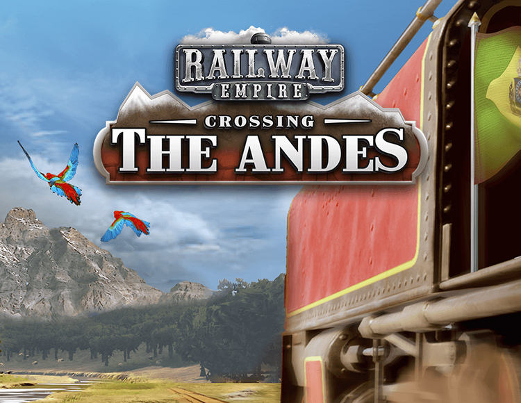 Railway Empire: Crossing the Andes (PC) фото